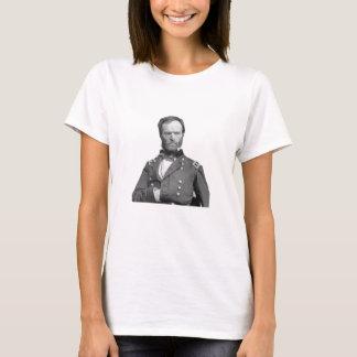 Sherman e citações camiseta