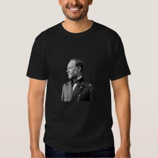Sherman e citações tshirts