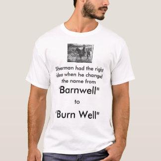 sherman, Sherman teve a ideia direita quando ele Tshirts