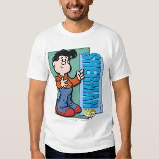 Sherman T-shirt