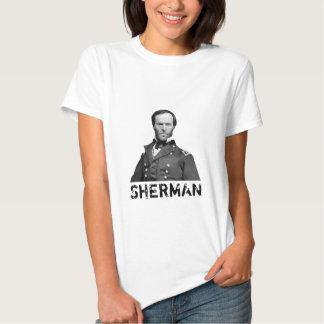 Sherman T-shirts