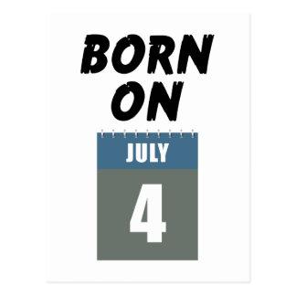 shirt_july04.png cartão postal
