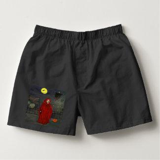 Shorts do pugilista do Ceifador Samba-canção