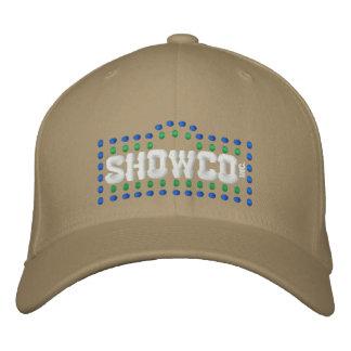 Showco Inc. Dallas Texas Boné Bordado