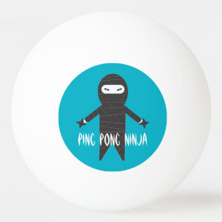 Sibilo Pong Ninja - bolas de Pong do sibilo Bolinha Pingpong