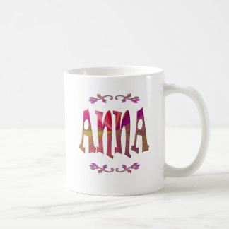 Significado da caneca de ANNA