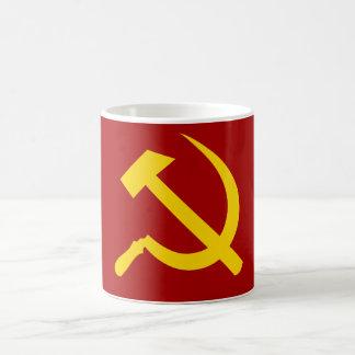 Símbolo de União Soviética - СоветскийСоюзСимвол Caneca De Café
