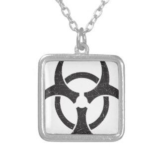 Símbolo do Biohazard Bijuterias