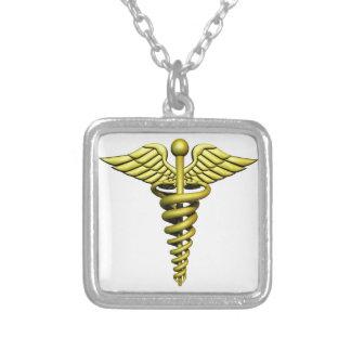 Símbolo médico colares