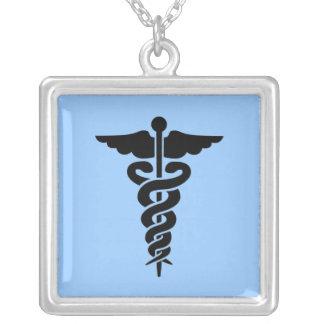 Símbolo médico bijuterias personalizadas