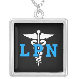 Símbolo médico de LPN Bijuterias Personalizadas
