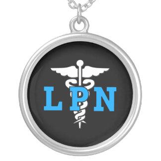 Símbolo médico de LPN Bijuteria Personalizada