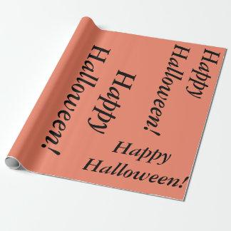 simp feliz colorido salmões do roteiro cursive do papel de presente
