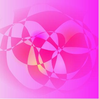 Simplesmente rosa escultura fotos