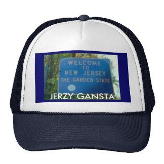 Sinal de New-jersey JERZY GANSTA Bones