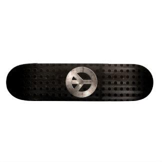 Sinal de paz do Grunge Skate Personalizado