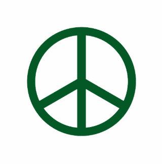 Sinal de paz fotoescultura