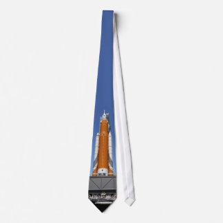 Sistema do lançamento do espaço gravata