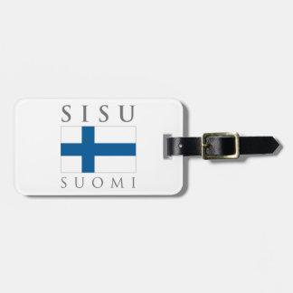 Sisu Suomi Tag De Mala