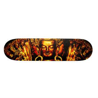Sk8 Hindu Shape De Skate 18,7cm