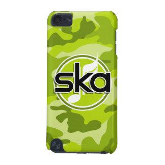 Ska camo verde-claro camuflagem