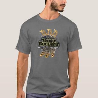 """Skastep ao mundo! "" Camisetas"