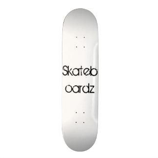 Skate à moda
