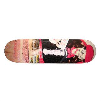 Skate aciganado