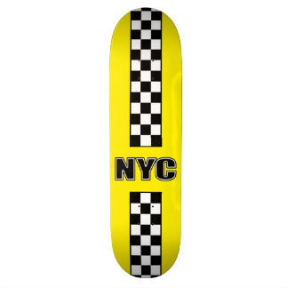 Skate amarelo grande