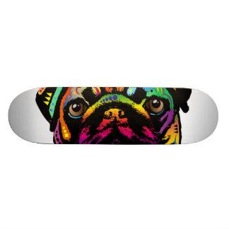 Skate Cão do Pug