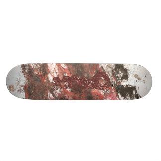 Skate da cor de água de Messo