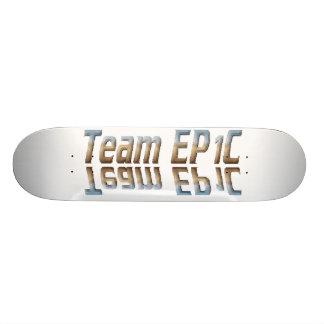 Skate da equipe EP1C