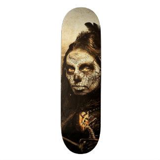 Skate de Diâmetro de Muertos