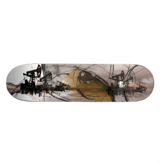 "Skate de DottiDot - ""óleo """