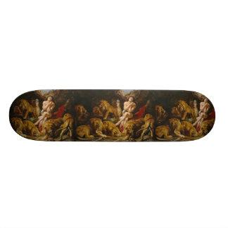 Skate do antro dos leões'