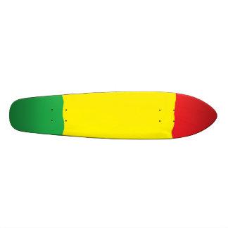 Skate do cruzador da bomba de Rasta