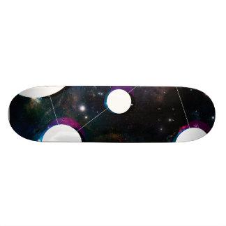 Skate do espaço profundo
