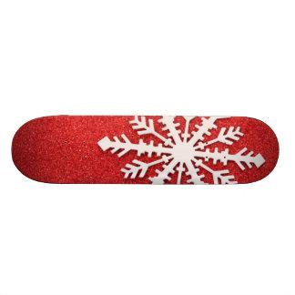 Skate do floco de neve