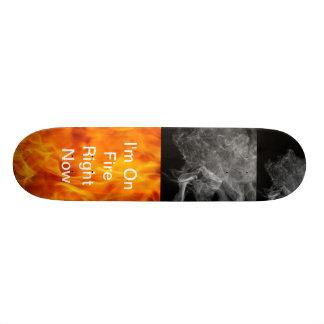 Skate do fogo