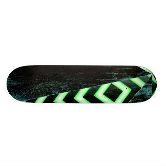 Skate do teste padrão do Grunge