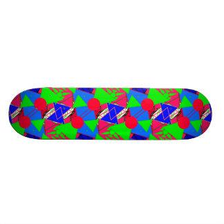 Skate do ziguezague