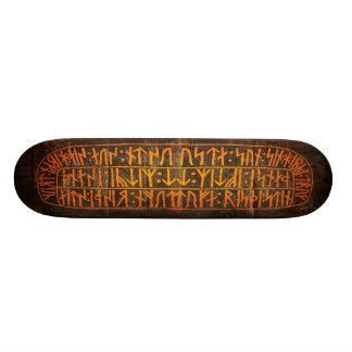 Skate dos Runes de Viking