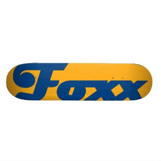 SKATE Foxx