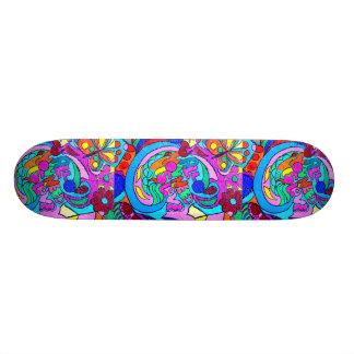 skate groovy do amor do hippie