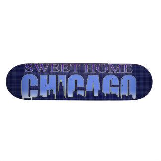 Skate Home doce de Chicago