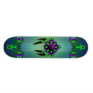 Skate mágico espiritual - personalizado