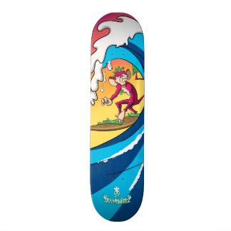 "Skate Mar Monkeez ""onda """