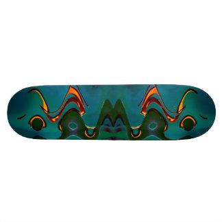 Skate Ondas verdes