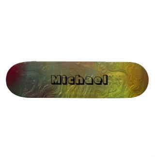 Skate personalizado impressionante