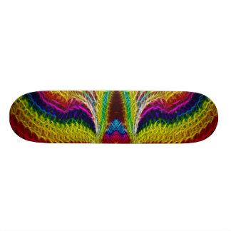 Skate Sk8 geométrico
